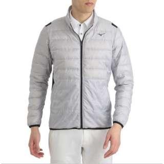 メンズ ジャケット ブレスサーモ テックフィル ムーブダウン(Mサイズ/ライトグレー)52ME8506