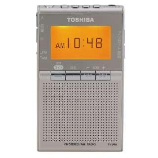 TY-SPR6(N) 携帯ラジオ サテンゴールド [AM/FM /ワイドFM対応]