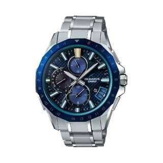 [Bluetooth搭載 GPSソーラー電波時計]OCEANUS(オシアナス)G2000シリーズ OCW-G2000RA-1AJF