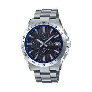 [Bluetooth搭載 ソーラー電波時計]OCEANUS(オシアナス)クラシックライン OCW-T3000-1AJF