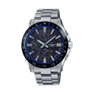 [Bluetooth搭載 ソーラー電波時計]OCEANUS(オシアナス)クラシックライン OCW-T3000A-1AJF