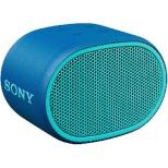 ブルートゥース スピーカー SRS-XB01LC ブルー [Bluetooth対応 /防水]