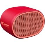 ブルートゥース スピーカー SRS-XB01RC レッド [Bluetooth対応 /防水]