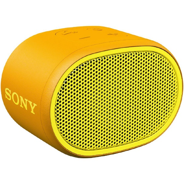 Sony SRS-XB01(Y) ワイヤレススピーカー