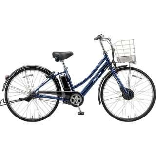 27型 電動アシスト自転車  アルベルトe B400 L型(M.ジュエルDブルー/内装5段変速) AL7B49【2019年モデル】 【組立商品につき返品不可】