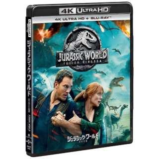 ジュラシック・ワールド/炎の王国 4K ULTRA HD+ブルーレイセット 【Ultra HD ブルーレイソフト】
