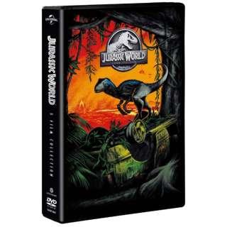 ジュラシック・ワールド 5ムービー DVD コレクション(5枚組) 【DVD】