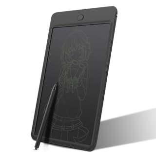 IPT-10PAD-BK 電子メモ帳 10型 LCD搭載 ブラック