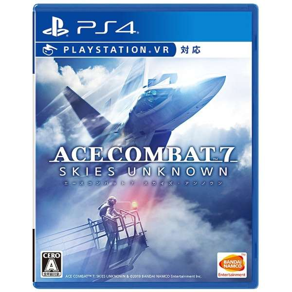 ACE COMBAT 7: SKIES UNKNOWN 通常版 ※初回特典なし 【PS4】