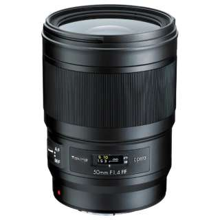 カメラレンズ opera 50mm F1.4 FF [キヤノンEF /単焦点レンズ]
