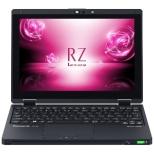 CF-RZ6QFMQR ノートパソコン Let's note(レッツノート)  RZシリーズ【LTE対応モデル】 ブラック [10.1型 /intel Core i5 /SSD:250GB /メモリ:8GB /2018年10月モデル]