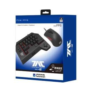 タクティカルアサルトコマンダー キーパッドタイプ K2 for PlayStation4 / PlayStation3 / PC PS4-124 【PS4】