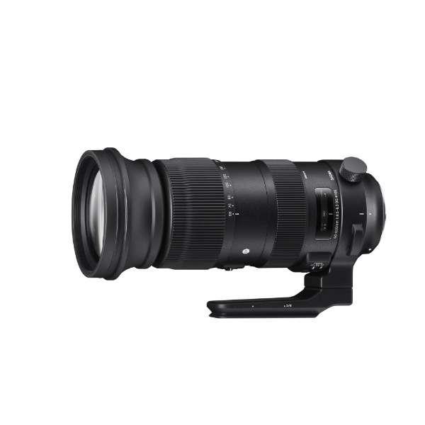 カメラレンズ 60-600mm F4.5-6.3 DG OS HSM Sports [キヤノンEF /ズームレンズ]