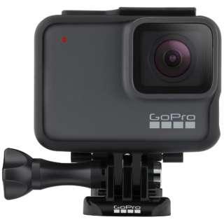 マイクロSD対応 4Kムービー ウェアラブルカメラ GoPro(ゴープロ) HERO7 シルバー CHDHC-601-FW [4K対応 /防水]