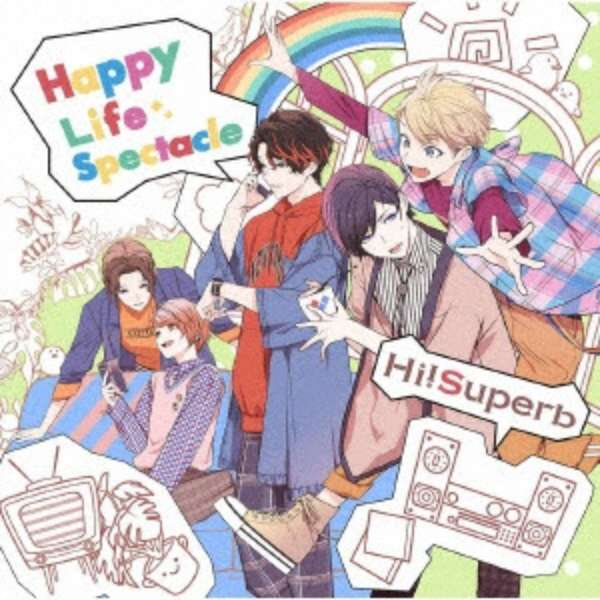Hi!Superb/ Happy Life Spectacle 通常盤 【CD】
