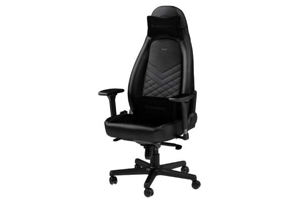 ARCHISITE「noblechairs ICON」NBL-ICN-PU-BLA-SGL