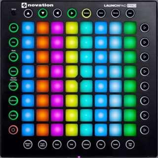 Ableton Live対応 MIDIコントローラー Launchpad Pro