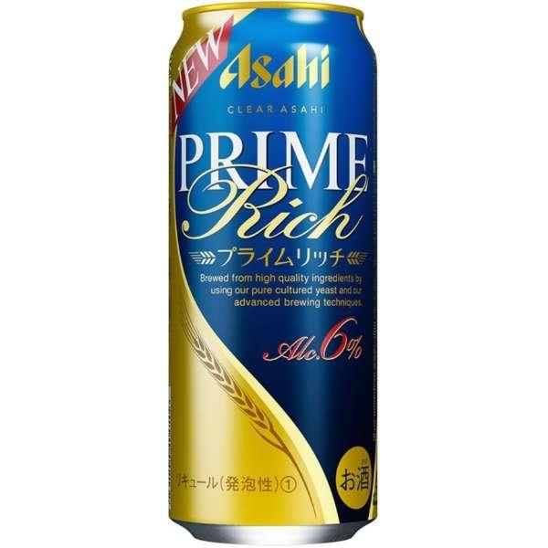クリアアサヒ プライムリッチ (500ml/24本)【新ジャンル】