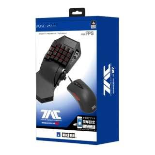タクティカルアサルトコマンダー メカニカルキーパッドタイプ M2 for PlayStation4 / PlayStation3 / PC PS4-119 PS4-119 【PS4】