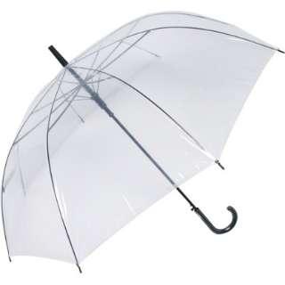 ビニール長傘 BLACK NN-1065 [雨傘 /65cm]