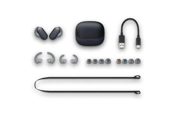 完全的无线入耳式耳机选法_合身感觉的形象