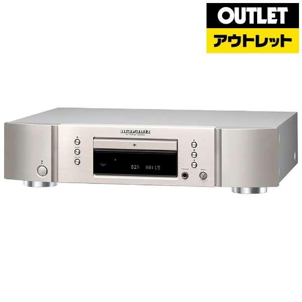 【アウトレット品】 CD5005/FN CDプレーヤー シルバーゴールド 【外装不良品】