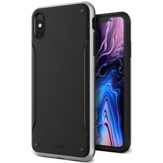 iPhone XS Max対応 HighProShield2018(MIL) VRI9LCSDLHSSV SteelSilver