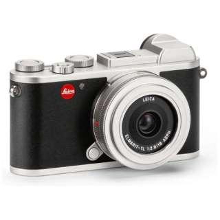 ライカCL【プライムキット 18mm】(シルバー)/ミラーレス一眼カメラ