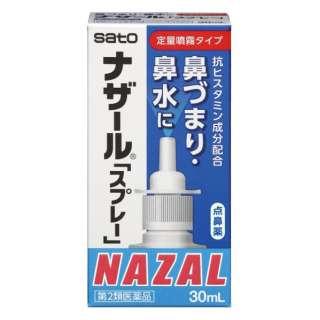 【第2類医薬品】ナザールスプレーポンプ(30ml)〔鼻炎薬〕