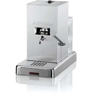 カフェポッド専用コーヒーマシン Piccola シルバーセット PiccolaSilver