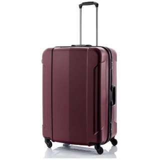 スーツケース 96L GRAN GEAR ワインレッド 6296963 [TSAロック搭載]