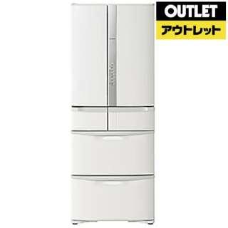 【アウトレット品】 R-F51M2-W 冷蔵庫 パールホワイト [6ドア /観音開きタイプ /505L] 【生産完了品】