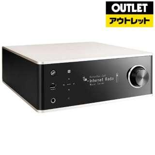 【アウトレット品】 ネットワークレシーバー[ハイレゾ音源対応] DRA-100SPプレミアムシルバー 【再調整品】