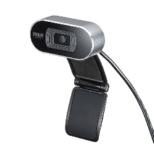 CMS-V45 ウェブカメラ シルバー [有線]