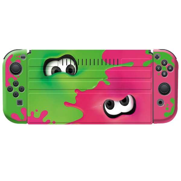 きせかえセット COLLECTION for Nintendo Switch Splatoon2 CKS-003-1 【Switch】
