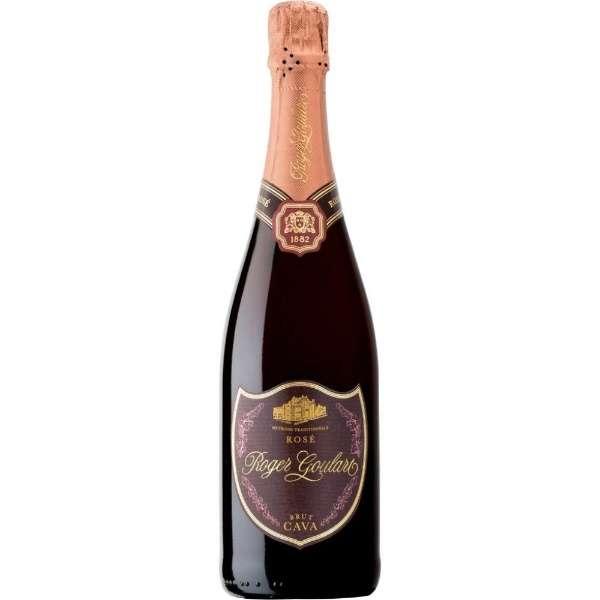ロジャーグラート ブリュット・ロゼ 2015 750ml【スパークリングワイン】