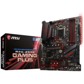 ゲーミングマザーボード MPG Z390 GAMING PLUS [ATX /1151]