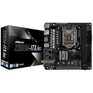 マザーボード Z390M-ITX/ac [MiniITX /1151]