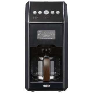 K-CM4-RB コーヒーメーカー Toffy [全自動 /ミル付き]