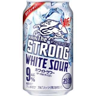 キリン・ザ・ストロング ホワイトサワー (350ml/24本)【缶チューハイ】