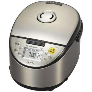 JKH-P18P-KS 業務用炊飯器 炊きたて ブラック [1升 /IH]