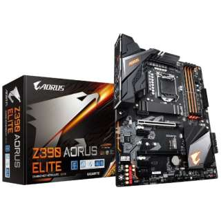 マザーボード Z390 AORUS ELITE [ATX]