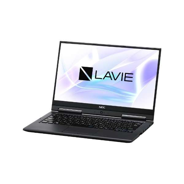 PC-HZ750LAB ノートパソコン LAVIE Hybrid ZERO メテオグレー [13.3型 /intel Core i7 /SSD:512GB /メモリ:8GB /2018年10月モデル]