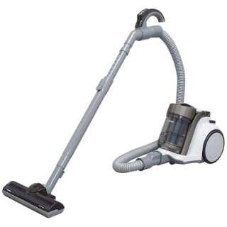 IC-C100TE サイクロン式掃除機 コンパクト タービンヘッド ホワイト [サイクロン式]