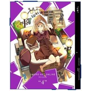 ソードアート・オンライン アリシゼーション 第4巻 完全生産限定版 【DVD】
