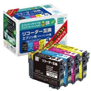 ECI-ERDH-4PS 互換プリンターインク エプソン用 4色