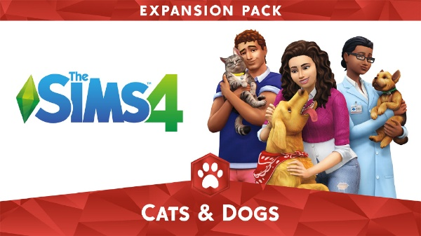 The Sims 4 Cats & Dogsバンドル [PS4]