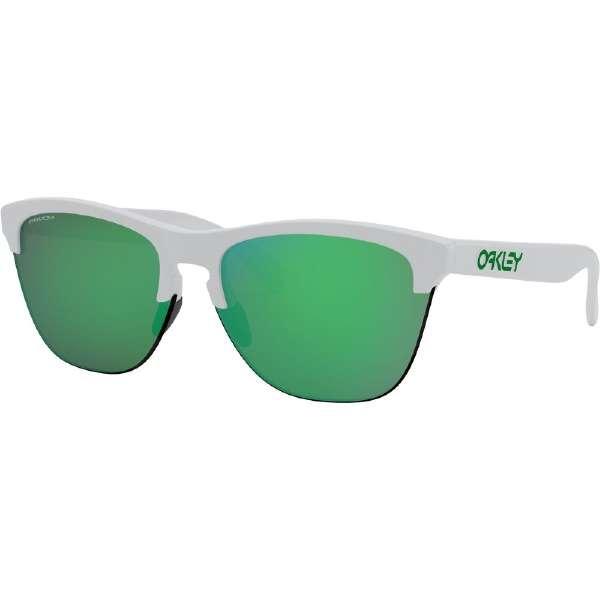 adb331340a FROGSKINS LITE (mat white   prism Jade) OO9374-1563  Sunglasses