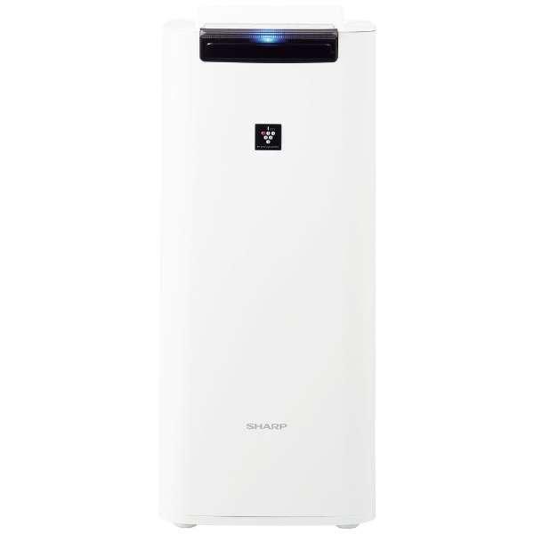 KI-JS40-W 加湿空気清浄機 ホワイト系 [適用畳数:18畳 /最大適用畳数(加湿):12畳 /PM2.5対応]