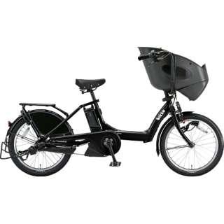 20型 電動アシスト自転車 bikke POLAR e(クロツヤケシ/内装3段変速)BRCC49【2019年/ビックカメラオリジナルモデル】 【組立商品につき返品不可】